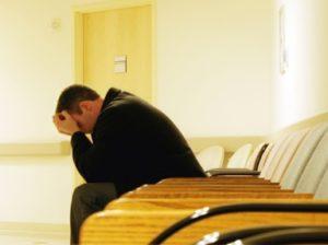 Cariati Law Toronto, Ontario Injury Lawyers Personal Injury Wrongful Death Man Weeping