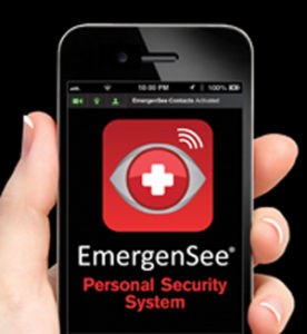 Emergensee is a safety app for your mobile device that can stream live video, live audio, GPS pin points your exact location, and notifies exactly who you want. This way the help you need can get to you quickly.