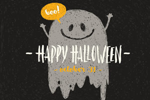 Cariati Law Toronto, Ontario Lawyers Personal Serious Injury Happy Halloween with Ghost