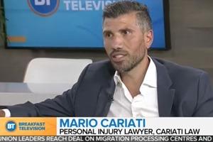 Cariati Law Toronto, Ontario Car Accident Lawyers