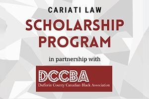 Cariati Law Scholarship